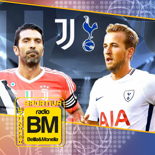 Highlights Juventus – Tottenham
