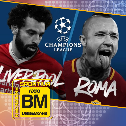 Champions League / Liverpool – Roma