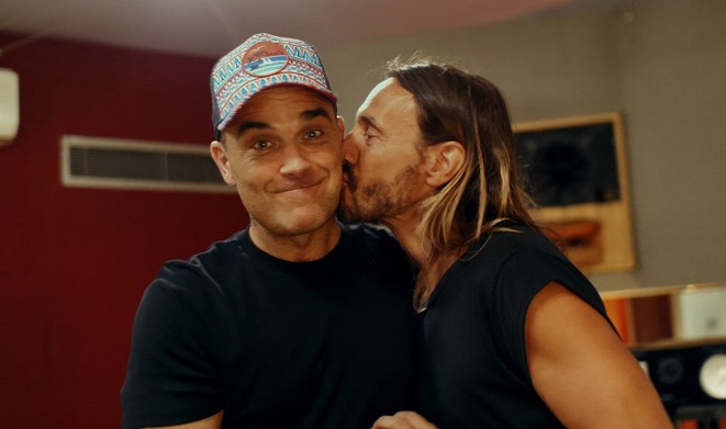 In arrivo collaborazione tra Robbie Williams e Bob Sinclar