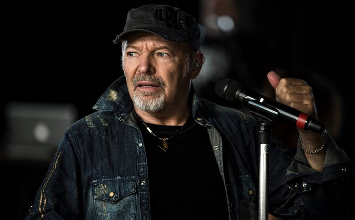 Vasco Rossi pronto per il tour