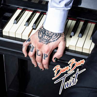 Achille Lauro & Gow Tribe - Bam Bam Twist - Cover CD