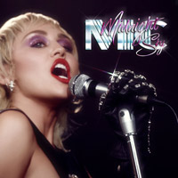 Miley Cyrus - Midnight Sky - cover CD