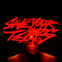 The Weeknd - Save Your Tears - cover CD